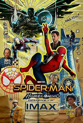 """Tom Holland Spider-Man Far From Home Movie Poster 48x32 40x27 36x24 18x12/"""""""