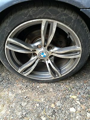 Bmw F10 M5 Replica Alloys 1 2 3 4 5 Series Alloy Wheels And New Michelin Tyres