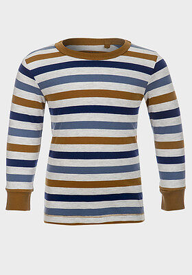 NEW!!! Ex Next Boys Toddler Stripe Long Sleeved Top - 12-18 months to 6-7 years
