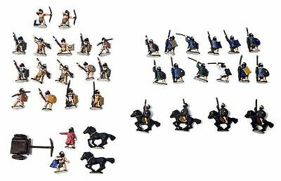 Pictish 211-499 DBA V2  II/68a 15mm Army PAINTED Essex Pict All Options Included