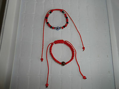 bracelet  Red Thread Protection Evil Eye and tiger for boy or girlBABY/CHILDREN