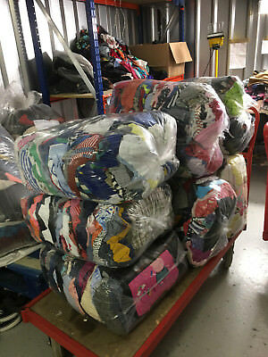 20 kg Wholesale Job Lot Second Hand Used Kids Childrens Clothes grade A