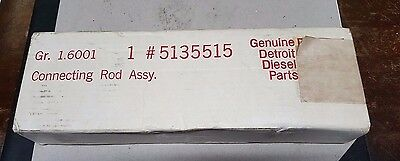 Genuine Detroit Diesel Connecting Rod Assy 5135515  New In Box