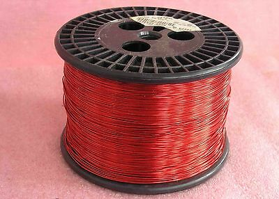 Magnet Copper Wire 20 AWG SNSR 11+  Pound spool  Magnetic Coil Winding