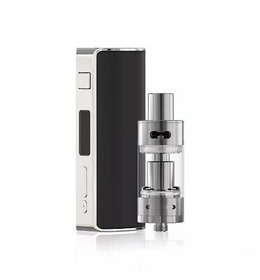 Eleaf iStick TC60W Temp Control Full Kit battery included On Sale Brushed Silver