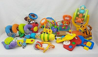 baby toys bundle Fisher price.  Grow play.  Activity toys
