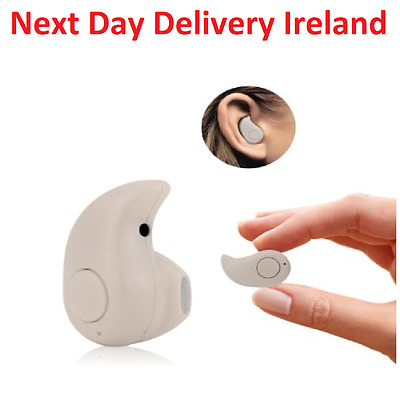Bluetooth 4.1 In-Ear Wireless Mini Headset Headphone Earphone Earpiece Earbud