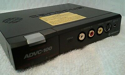 Canopus Advc-100 Digital Video/audio Converter # C45