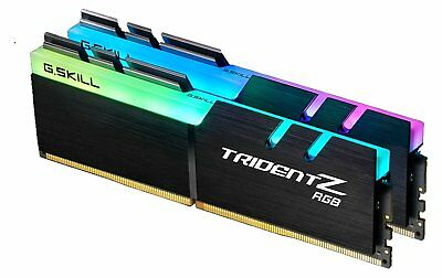 G.SKILL TridentZ RGB Series 16GB (2 x 8GB) 288-Pin DDR43200MHz (PC4 25600) Deskt