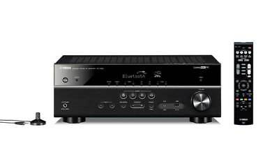 Yamaha RX-V483 AV Receiver - 5.1CH 80Wx5 - New Model With Dolby Vision Support
