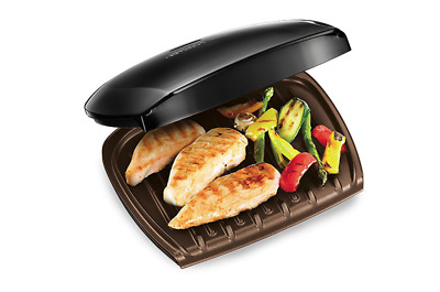 NEW George Foreman Family Grill GR18870AU FAST SHIPPING