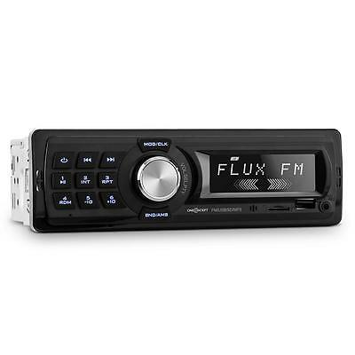 Car Stereo Head Unit Lcd Screen Fm 18 Station Presets Rds Sd Usb Mp3 Aux In Rc