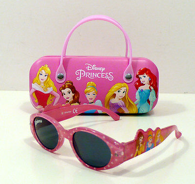 Occhiali Da Sole Bambino Disney Princess Lenti Cer. Sunglasses Baby Infant Girls