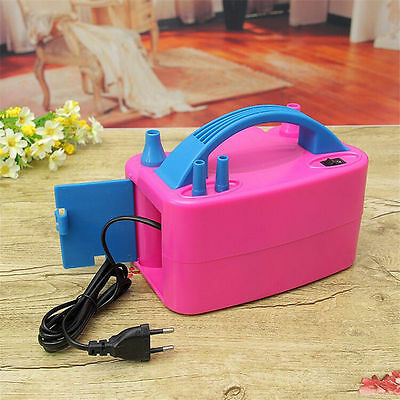 High Power Portable Electric Air Blower Party Balloons Pump Inflator GB