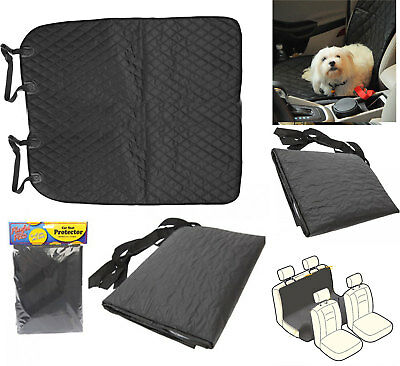 Car Seat Protector Boot Liner AUTO CARE Universal Rear Washable Dog Pet Cover