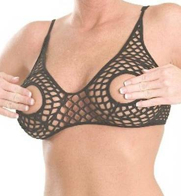 Shame On You, Shy Lingerie - Waffle Open Cup Bra (shortline) - NEW STOCK