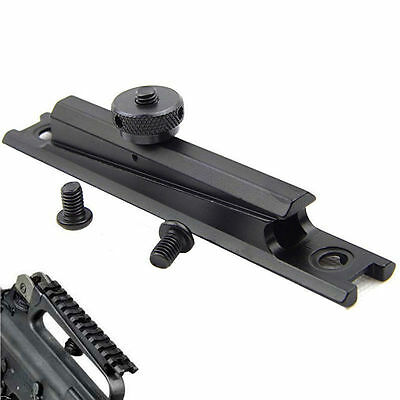 M metal Weaver Rail 4 16 Mount Scope 20mm Rail For Carry Handles Airsoft