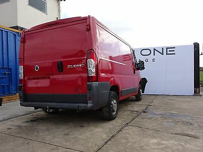 Fiat Ducato Boxer Relay Tow Bar Towing With Single Electrics / 2007 >2014