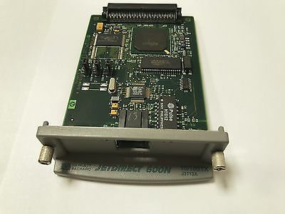 Hp Jetdirect 600N J3113A Ethernet Network Card Rj-45 Tested Working  - Ref T1157