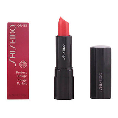 Shiseido - PERFECT ROUGE lipstick OR418-day lily 4 gr - Nuevo, Original