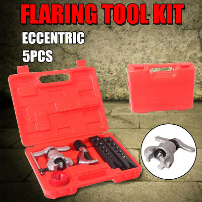 Eccentric Flaring Tool Kit Tube Pipe Flare Refrigeration Copper Cone Durable New
