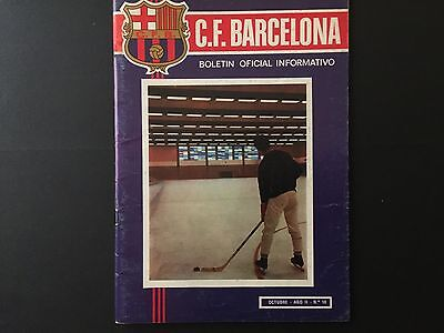 1971 Inter-Cities Fairs Cup Trophy Play-Off. FC Barcelona - Leeds.magazine