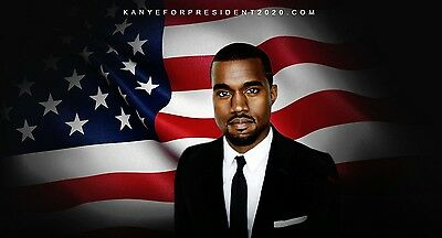 KanyeForPresident2020.com - Be the Movement, Website, Top Domain For Sale