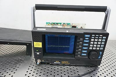 Sunrise Telecom AT2000R8 Spectrum Analyzer/ Video Analyer