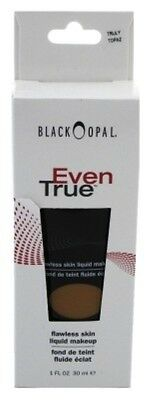 (3 Pack) BLACK OPAL EVEN TRUE TRULY TOPAZ FOUNDATION 1 Ounce