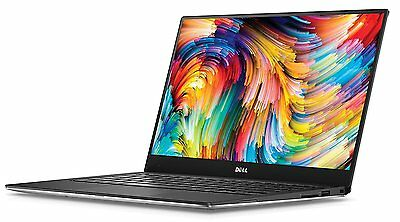 Dell XPS 13 9360 13.3-Inch Notebook Silver Intel Core i5-7200U 8 GB RAM, 256 GB