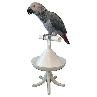 The Percher - Portable Parrot Training Perch - Unique 7 In 1 Design