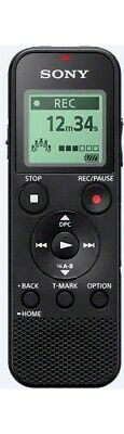 Sony Registratore Vocale Dittafono Portatile Digitale Mp3 4 Gb 159 ore ICD-PX370