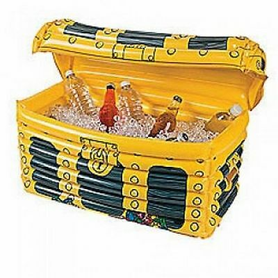 Inflatable Treasure Chest Drink Cooler