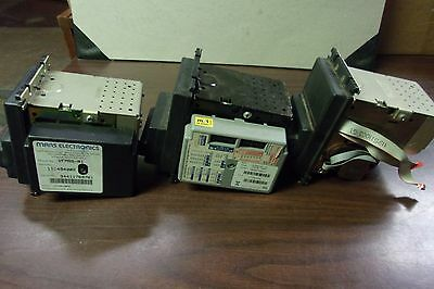 Lot of 3  Mars Bill Acceptor's  #B17