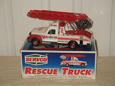 Servco 1995 Rescue Truck Made By Hess