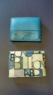 2 X Billabong wallets. Bargain.
