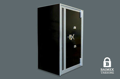"Antique Safe Nostalgic Safe Gun cabinet 200 KG "" by BAIMEX """