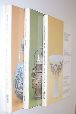 Sotheby's Catalogs, Chinese Ceramics, Edward T Chow Collection Part I, II, III