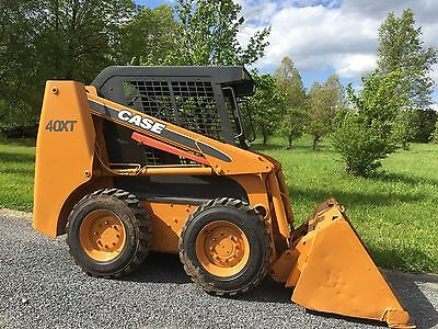 Case 40Xt Skid Steer Loader Skidloader Diesel Cheap Shipping Rates