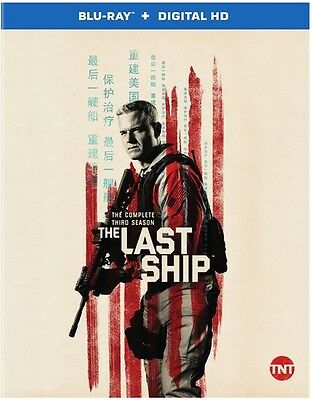 Last Ship: The Complete Third Season (2017, Blu-ray NEUF)2 DISC SET