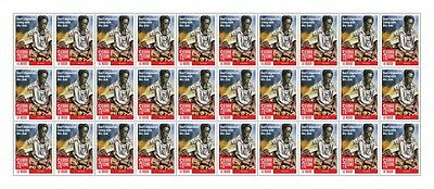 Z08 IMPERFORATED SRL161311c SIERRA LEONE 2016 HIV AIDS 30v MNH Mint