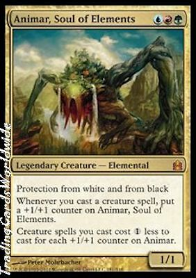Animar, Soul of Elements Version 1 / NM // Commander // engl. // Magic Gathering