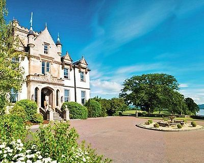 5* Luxury Timeshare Lodge for sale at Cameron House on Loch Lomond. School Hols!