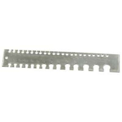 WIRE GAUGE - Stainless Steel Hardend