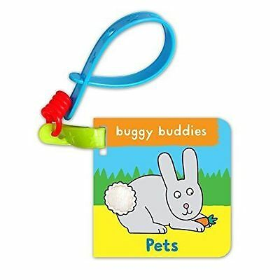 Touch & Feel Buggy Buddies: Pets by Jo Lodge (Board book, 2014)