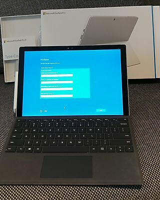 Microsoft Surface Pro 4 256GB, Wi-Fi, 12.3in - Silver Tablet (Intel Core i5 -...