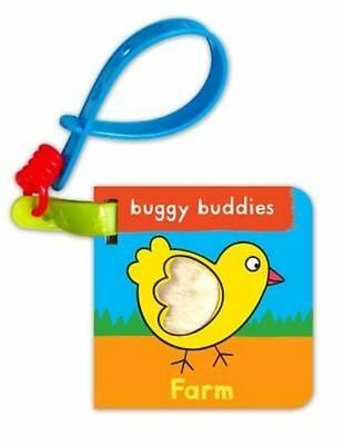 Touch & Feel Buggy Buddies: Farm by Jo Lodge (Board book, 2014)
