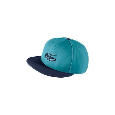 NIKE 6.0 HAT BASIC LOGO mineral blue