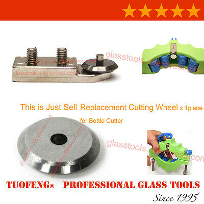 Bottle Cutter Glass Machine Tool Wine Cutting Carbide Wheel Kit Craft Jar Tiling