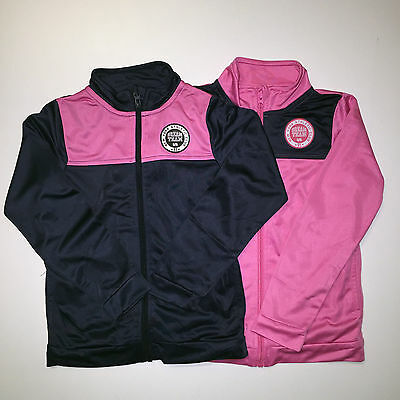 Girls tracksuit 2 piece jogging bottoms and jacket